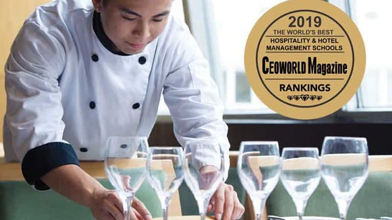 Advance with a Top-Ranked Hospitality and Tourism Program
